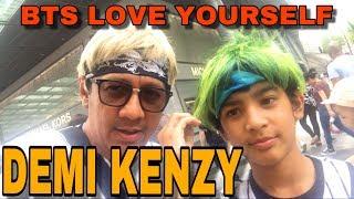 Download lagu DEMI KENZY SAYA RELA BEGINI...[ BTS LOVE YOURSELF CONCERT]