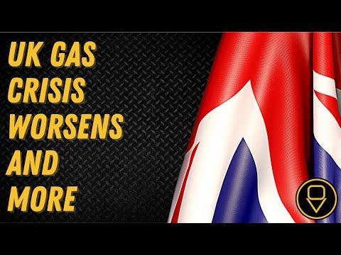 UK gas crisis worsens and more UK News - Outside Views
