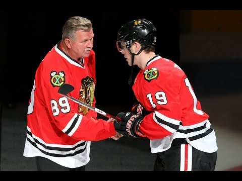 Is Blackhawks' Round One strategy playing into Vegas Golden ...