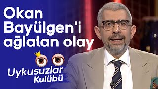 Okan Bayülgen'i ağlatan olay