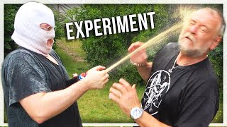 ANOMALY AND PAPA TRY PEPSI + MENTOS EXPERIMENTS (GONE HORRIBLY WRONG)