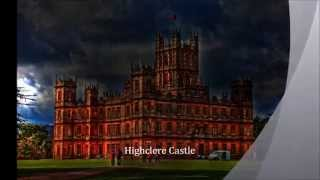 Highclere Castle Wedding1