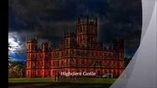 Highclere Castle Wedding1