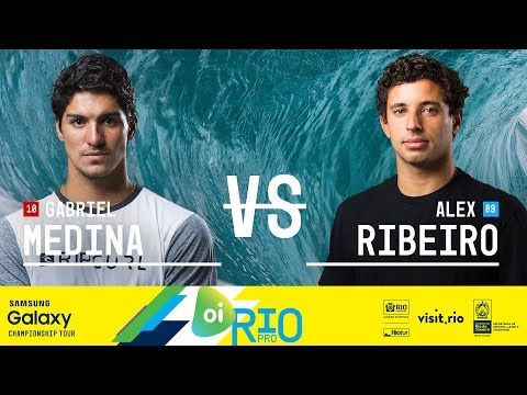 2016 Oi Rio Pro: Round Two, Heat 4 Video