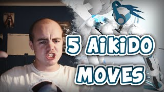 5 Aikido Moves People Hate, But Still Do (5 Things)