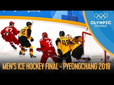 OAR Vs. GER - Full Men's Ice Hockey Final | PyeongChang 2018 Replays