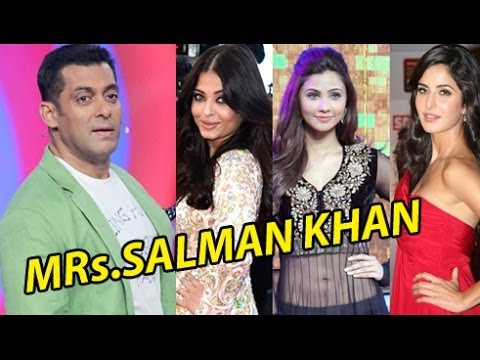 Thumbnail: 8 Actresses Salman Khan Could Have Married !