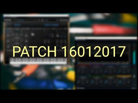 Patch 16012017 // Retrologue 2 [VSTi]