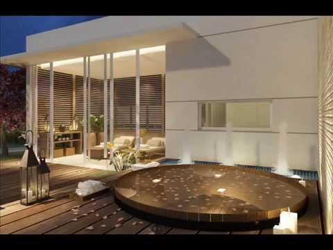 Site arquitetura com decora o decora o de for Ambientes interiores de casas