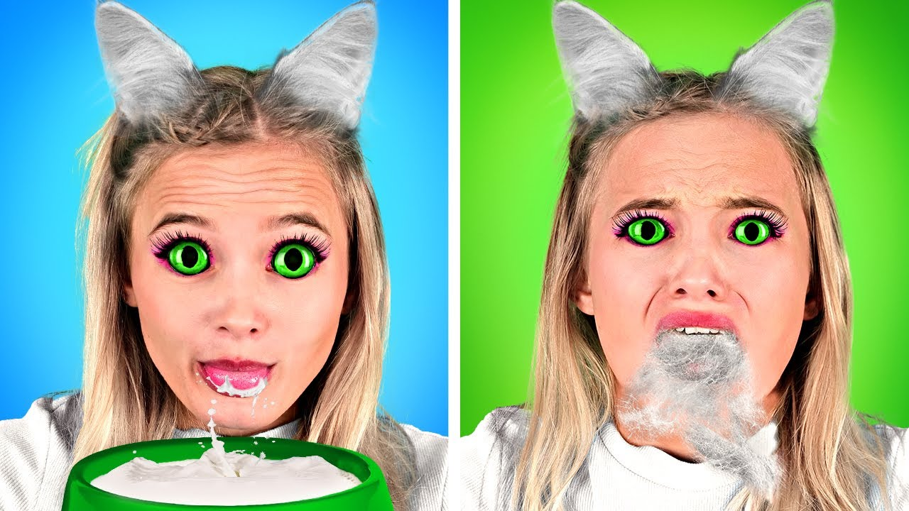 If My Girlfriend Was a CAT   How to SNEAK PETS at School - Funny Relatable Situations by La La Life