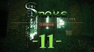 Snake Island Survival Minecraft #11