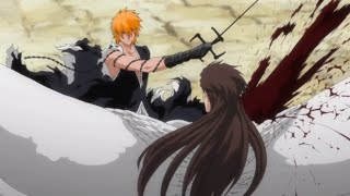 ichigo vs aizen[overpower]