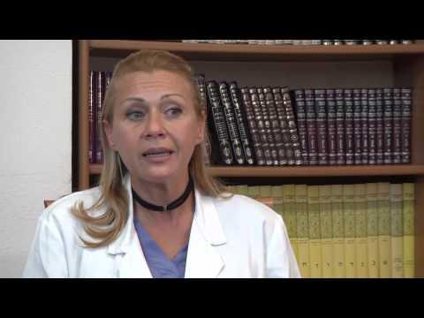 Ospedale Israelitico Di Roma: Video Intervista Alla Dott.ssa Stefania Ricci