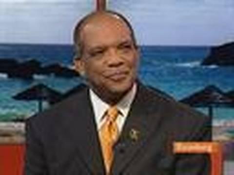 Bermuda's Brown Sees Territory Weathering Global Crisis