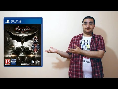 İnceleme: BATMAN ARKHAM