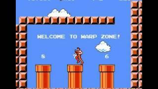 魂斗羅破超級瑪莉Saving Mario's Princess by Bill, Contra