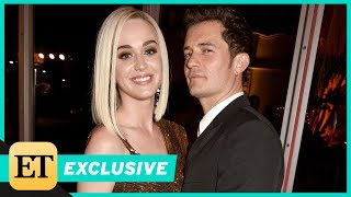 Katy Perry and Orlando Bloom are