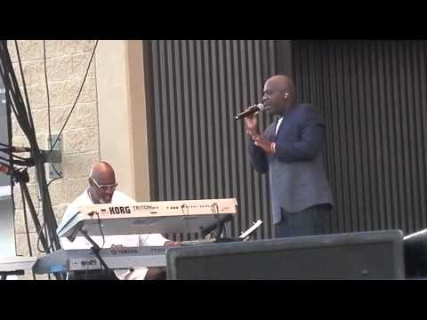Will Downing - 'A Million Ways To Please A Woman' (LIVE) J. Milton