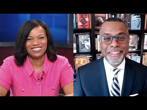 "Eddie Glaude Jr., Author of ""Begin Again"""