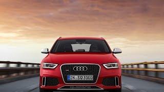 Audi RS Q3 2013 кроссовер
