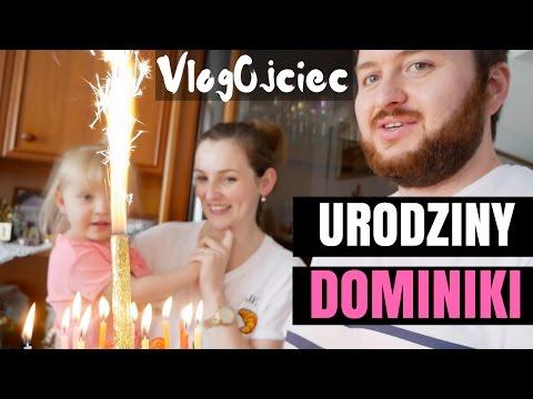 VLOG - Urodziny DOMINIKI / Q&A Nagrywać Na YouTube Nie Wstydząc Się?