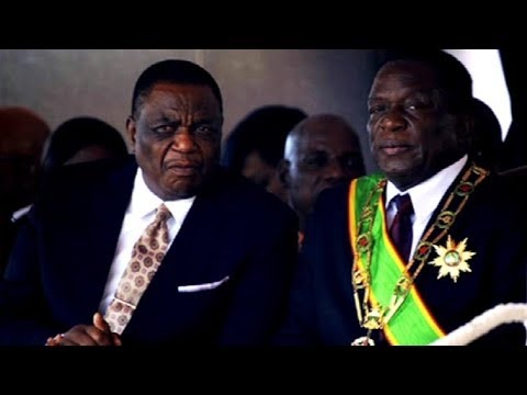 Zimbabwe's Vice Pres Chiwenga in SA for treatment