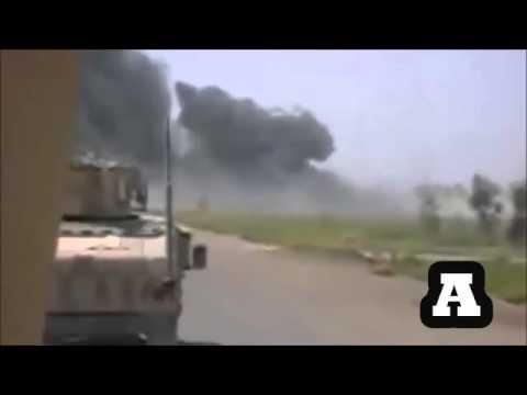 Ovni Destruye Campamento Militar En Afganistan - Vídeo Impresionante