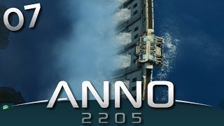 ANNO 2205 Gameplay - Dam Construction = Energy #7