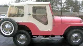 Jeep 1963 Tuxedo Mark III