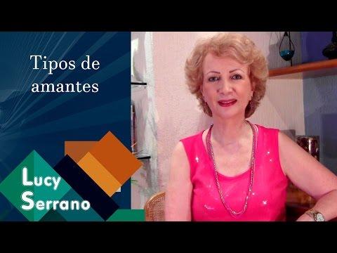 Tipos de amantes - Lucy Serrano