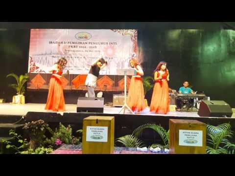 Pesta PKBT Tembagapura - Trinita Voice
