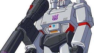 G1 Megatron VS Kickback