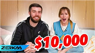 $10,000 RELATIONSHIP TEST with MY GIRLFRIEND