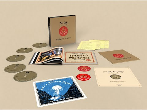 Tom Petty's Wildflowers & All The Rest | Super Deluxe 5 CD & 3 LP