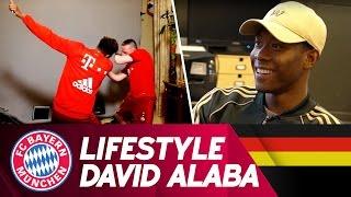 David alaba | lifestyle - 9 jahre fc bayern | fc bayern.tv live