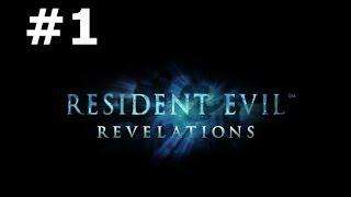Resident Evil : Revelations - Let