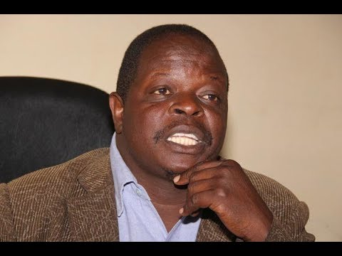 Ken Wafula, man accused of 'fixing' Ruto, Sang at ICC dies after illness
