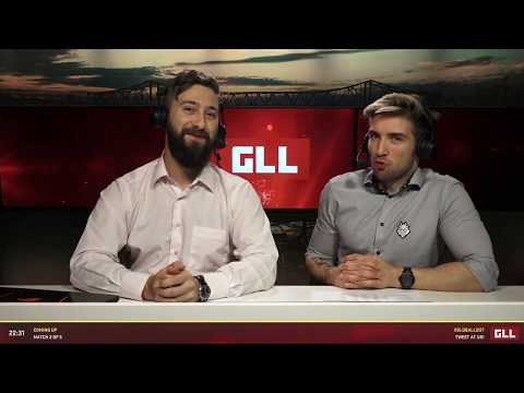 GLL Weekly Finals #1 - Match 3 / 5 - Casting by Lothar & Boogie