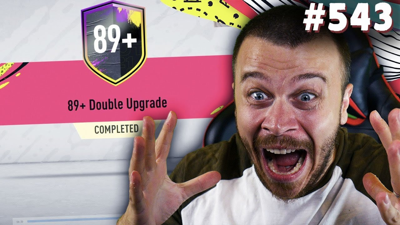 FIFA 20 OMG MY 89+ DOUBLE UPGRADE & 86+ UPGRADE SBC! WE PACKED AN INSANE TOTY PLAYER!