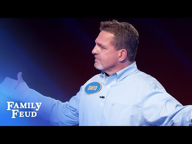 The Kyles play Fast Money on Family Feud!