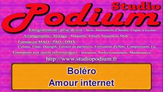 Amour internet  -  Studio Podium d'Alsace