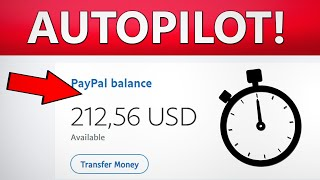 Earn $200.00 A DAY On AUTOPILOT! (Make Money Online)