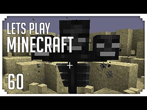 Let's Play Minecraft: EPIC WITHER FIGHT!...