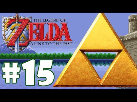 ZELDA LINK TO THE PAST #15 - A DUNGEON MAIS DIFÍCIL