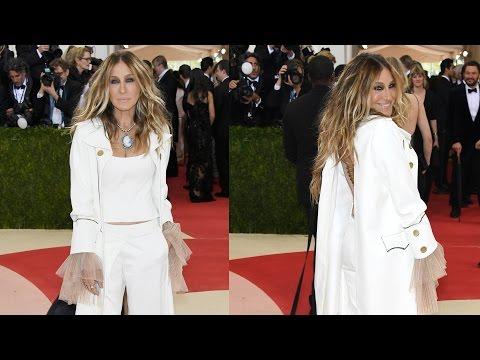 Sarah Jessica Parker Defends Met Gala Fashion After Being Slammed By Blogger