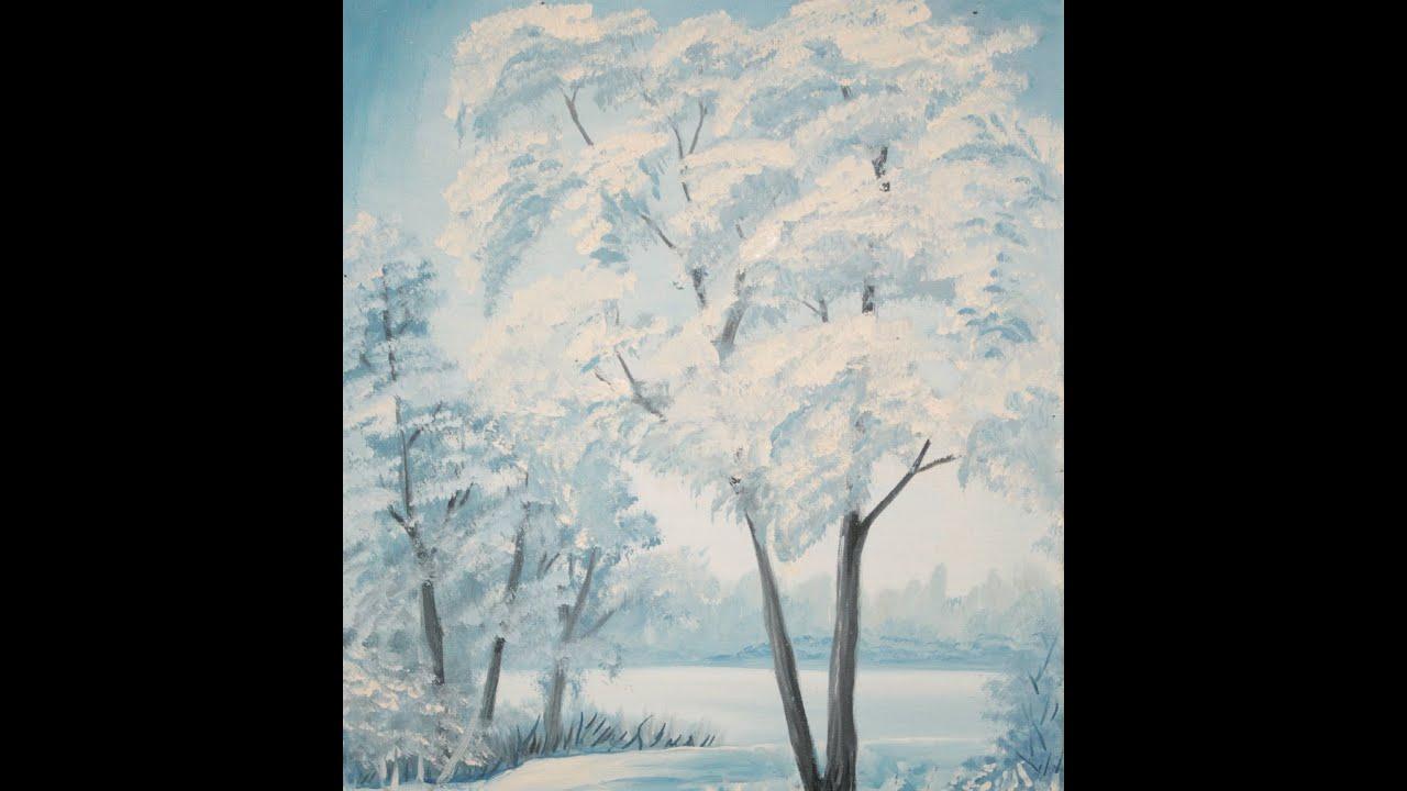 Картинки зимнего пейзажа для 6 класса