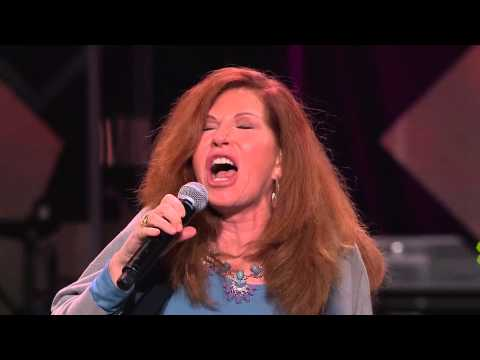 LOVE UNSHAKEABLE by Jacque DeShetler at Joyce Meyer Ministries Conference