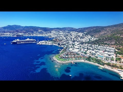 Top10 Recommended Hotels In Bodrum, Turkey