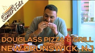 Douglass Pizza & Grill, New Brunswick, NJ - Sameer