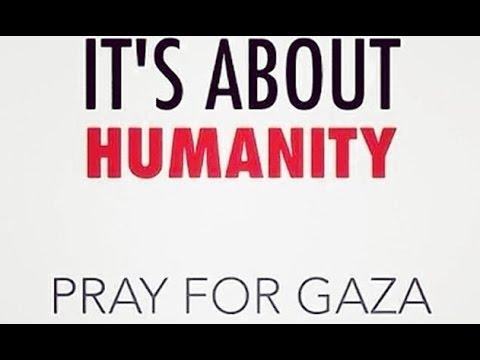 #PRAYFORGAZA - THINK OF THE CHILDREN